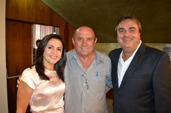 Anabel, Luiz Brito e Tista de Déda